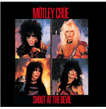 Vinyle Motley Crue - Shout At The Devil