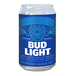 Verre Bud Light - Canette