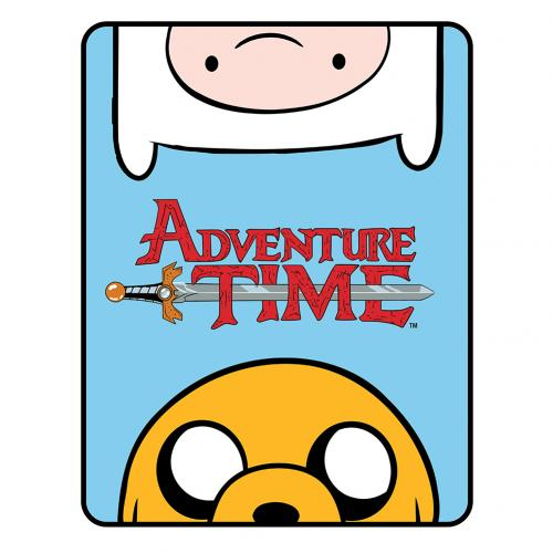Couverture Adventure Time