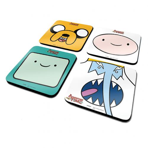 Sous-verre Adventure Time