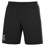 Short Real Madrid 2016-2017 Third (Noir)