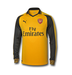 Maillot manches longues Arsenal 2016-2017 Away