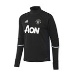 Maillot manches longues Manchester United FC 2016-2017 (Noir)
