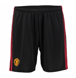 Short Manchester United FC 2016-2017 Home (Noir)