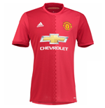 Maillot Manchester United FC 2016-2017 Home