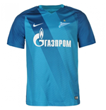 Maillot de Football FK Zenit St. Petersburg Nike Home 2016-2017 (Enfants)