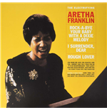 Vinyle Aretha Franklin - The Electrifying With 3 Bonus Tracks