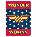 Plaquette Wonder Woman 229697