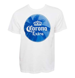 T-shirt Corona Extra Palm Tree Logo