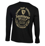 T-shirt Manches Longues Guinness
