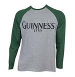 T-shirt Guinness Baseball