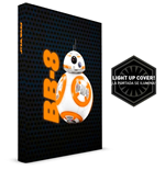Star Wars Episode VII cahier sonore et lumineux BB-8