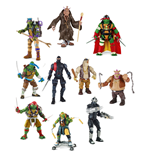 Les Tortues Ninja La Sortie de l'ombre assortiment figurines Basic 11-14 cm (12)