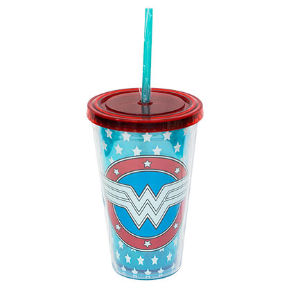 Tasse de Voyage Wonder Woman - Glow In The Dark