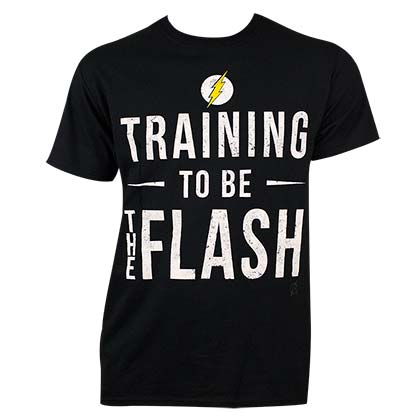 T-shirt Flash - Training