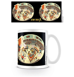 Star Trek 50th Anniversary mug Bridge Crew