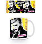 Suicide Squad mug The Jokes On You