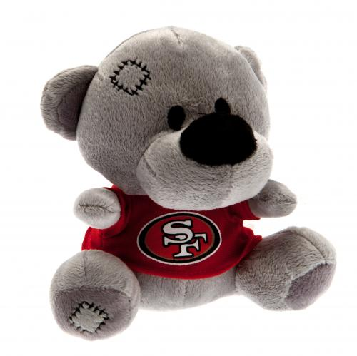 Ours en Peluche Timmy San Francisco 49ers