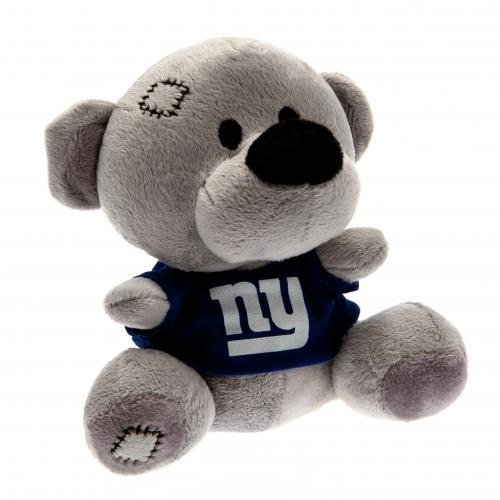 Ours en Peluche Timmy New York Giants