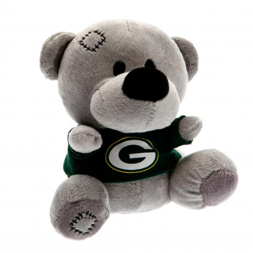 Ours en Peluche Timmy Packers de Green Bay