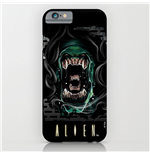Alien coque iPhone 6 Plus Xenomorph Smoke