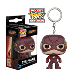DC Comics porte-clés Pocket POP! Vinyl The Flash 4 cm