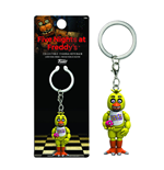 Five Nights at Freddy's porte-clés Chica 7 cm