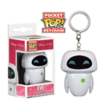 Wall-E porte-clés Pocket POP! Vinyl Eve 4 cm
