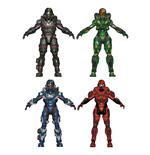 Halo 5 Guardians série 2 assortiment figurines 15 cm (8)