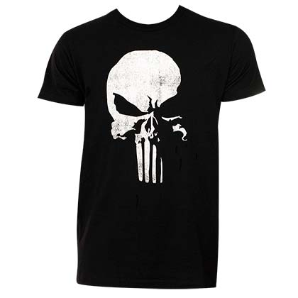 T-shirt The punisher - 3D Logo