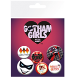 Badge Harley Quinn 230632
