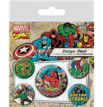 Badge Spiderman 230886