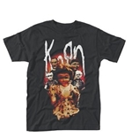 T-shirt Korn - Dolls