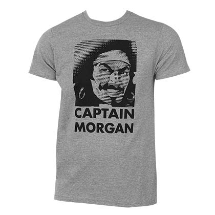 T-shirt Captain Morgan - Face Logo