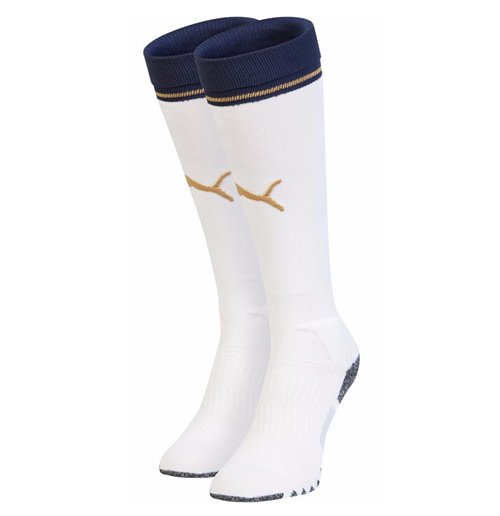 Chaussettes Italie Football Away (Blanc)