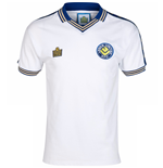 Maillot Leeds United Score Draw 1978 Home