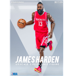 NBA Collection figurine Motion Masterpiece 1/9 James Harden 23 cm