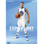 NBA Collection figurine Motion Masterpiece 1/9 Stephen Curry 23 cm