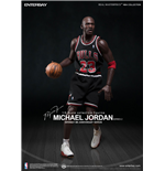 NBA Collection figurine Real Masterpiece 1/6 Michael Jordan (Black Jersey) 33 cm