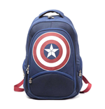 Captain America Civil War sac à dos Shield Logo
