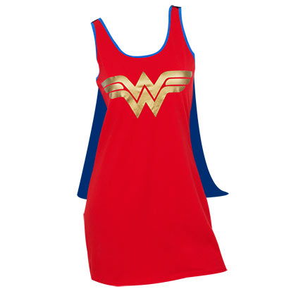 Robe Wonder Woman - Costume et Cape