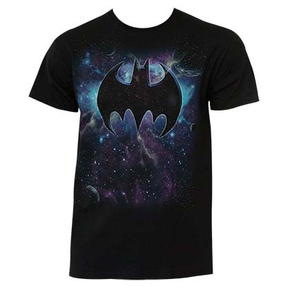 T-shirt Batman - Galaxy logo