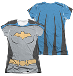 T-shirt Batman Batgirl Costume