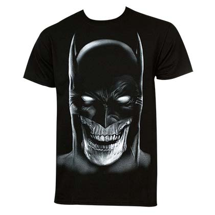T-shirt Batman Skull Mask