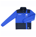 Sweat shirt Écosse rugby 2016-2017 (bleue)
