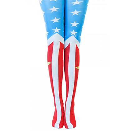 Collants Wonder Woman