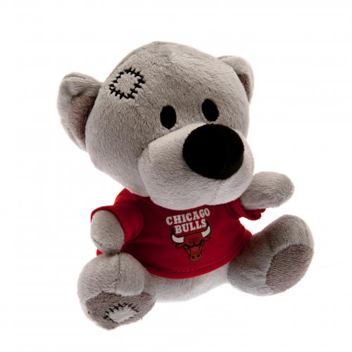 Ours en Peluche Timmy Chicago Bulls