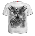 T-shirt Spiral - Wings Of Wisdom