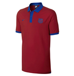 Polo FC Barcelone 2016-2017 (Rouge)
