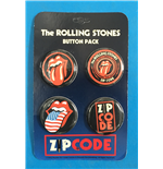 Badge The Rolling Stones 234968